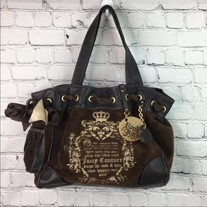 Juicy Couture Royal once upon a time hand bag